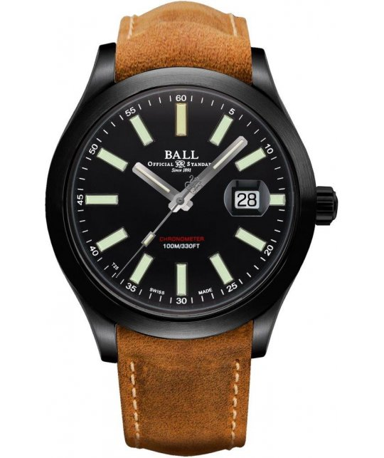 Zegarek męski Ball Engineer II Green Berets NM2026C-S15CJ-BK