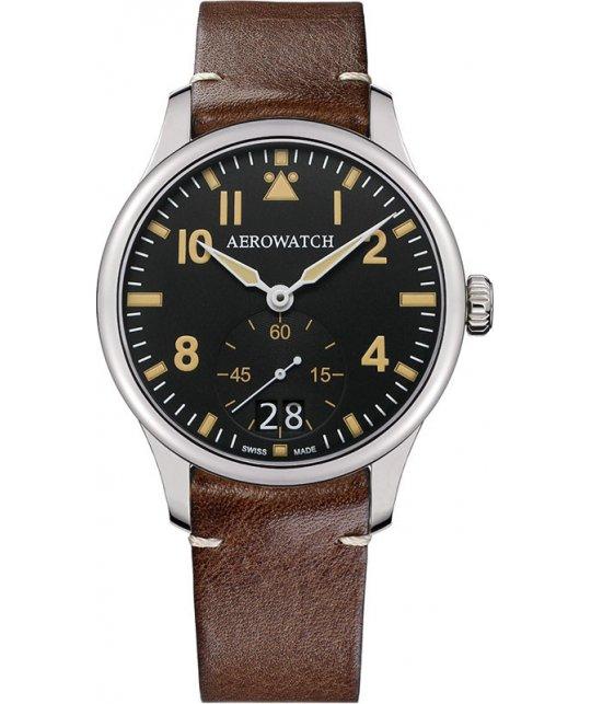 Zegarek Aerowatch Renaissance Aviateur Quartz 39982 AA09