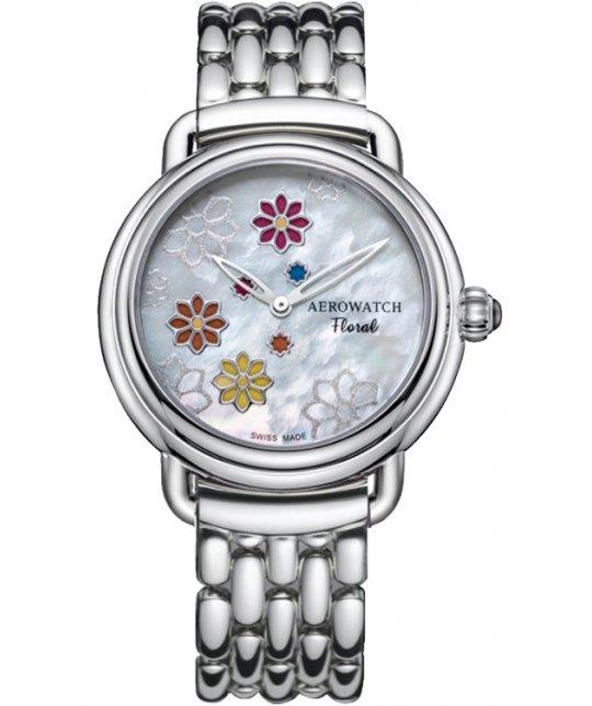 Zegarek damski Aerowatch Floral 44960 AA15 M